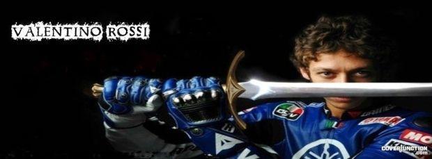 perang Valentino Rossi